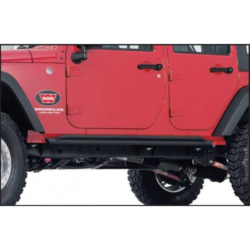 Пороги Warn для Jeep Wrangler JK & JKU