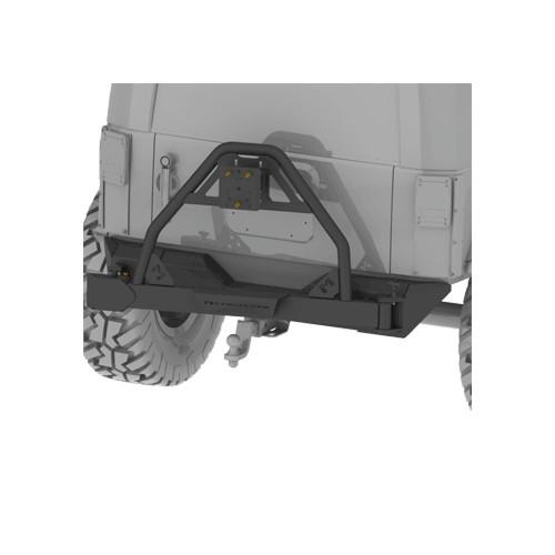 Калитка запасного колеса Smittybilt Wrangler & Wrangler Unlimited JK.
