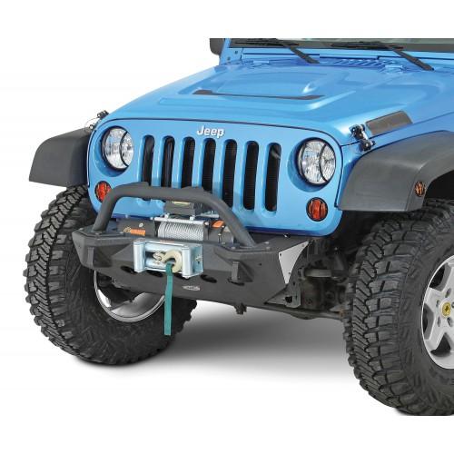 Smittybilt XRC булбар Jeep Wrangler JK.