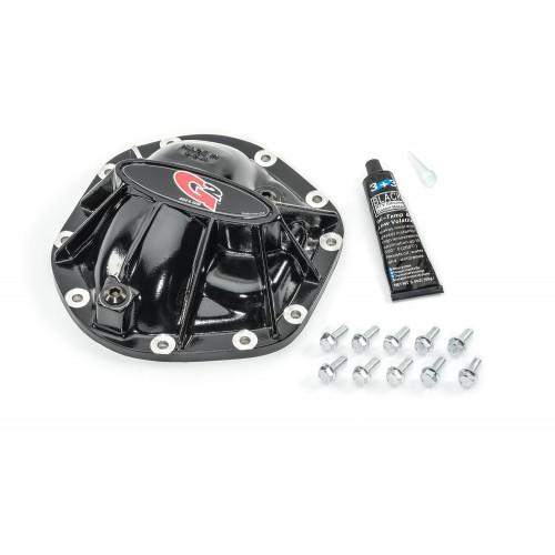 Крышка дифференциала DANA30, черная G2 Axle & Gear.