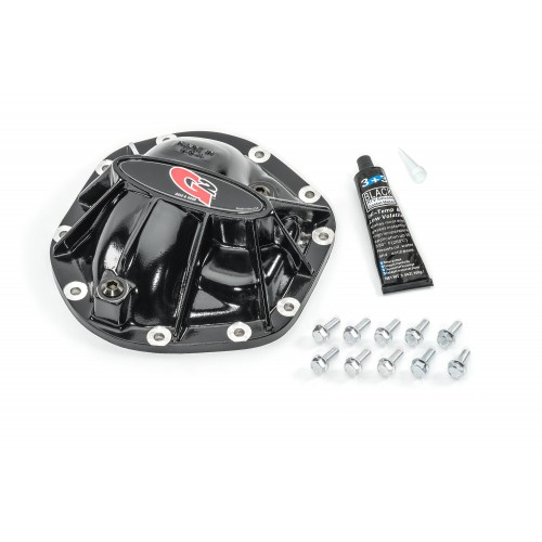 Крышка дифференциала DANA35, черная G2 Axle & Gear.
