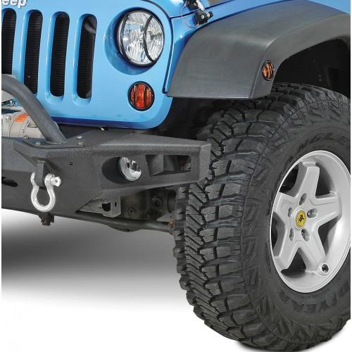 Расширители переднего бампера Smittybilt XRC for 07-18 Jeep Wrangler JK.