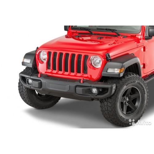 Передний бампер Mopar 82215121AB  для 18-20 Jeep Wrangler JL & Gladiator JT