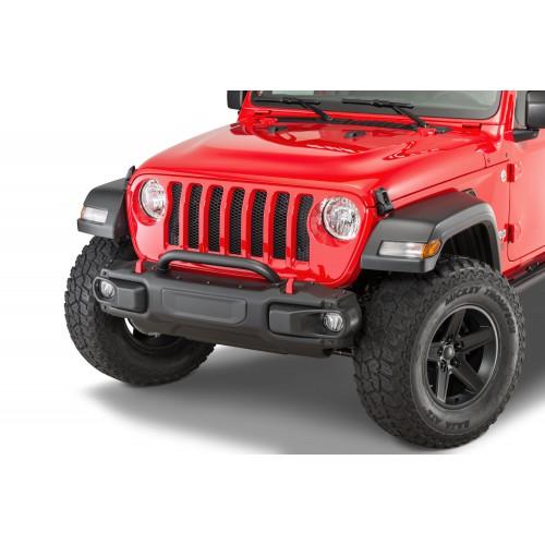Дуга для стального бампера Mopar 82215351 Защита для решетки и лебедки  Jeep Wrangler JL 2018-2020