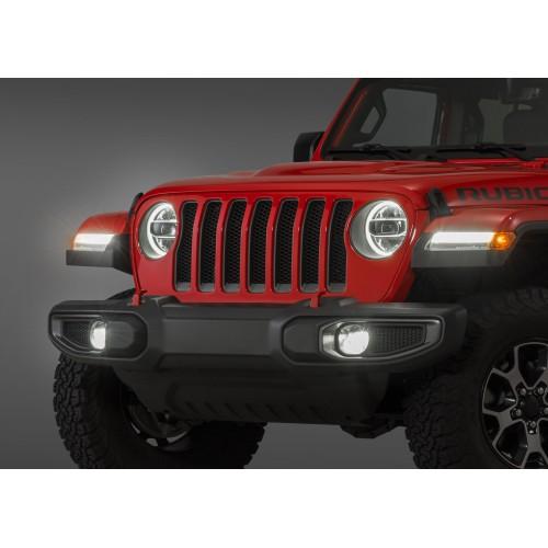 Фары светодиодные передние Mopar 82215136AD  для  Jeep Wrangler JL 2018-2020