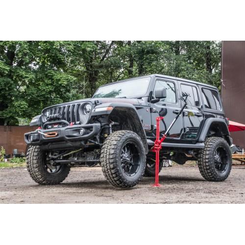Пороги силовые для  Jeep Wrangler JL 2018-2020 от JeepCustom