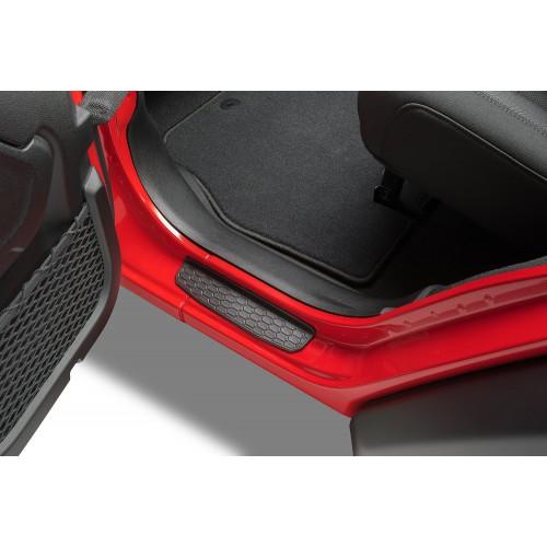 Накладки на пороги Mopar для Jeep Wrangler JL 2018-2020.